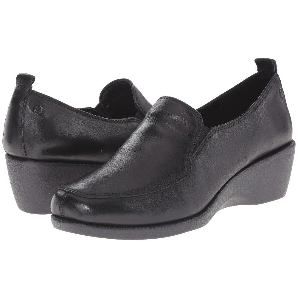 ハッシュパピー レディース シューズ・靴 ローファー・オックスフォード【Vanna Cleary】Black Leather