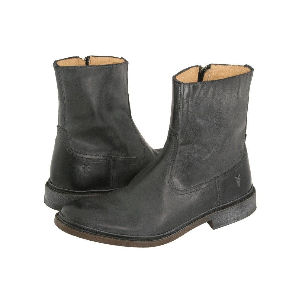 フライ Frye メンズ シューズ・靴 ブーツ【James Inside Zip】Black:フェルマート