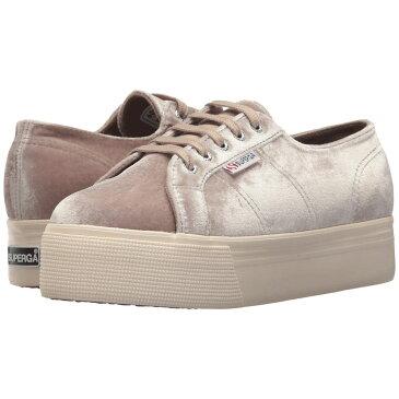スペルガ レディース シューズ・靴 スニーカー【2790 Velvetjpw】Grey Velvet