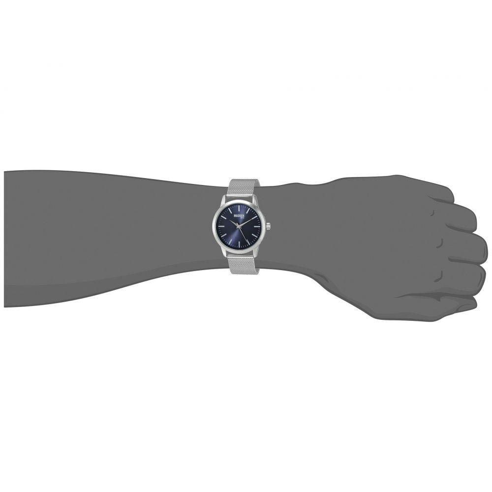 スティーブ マデン メンズ 腕時計【SMMW002】Blue