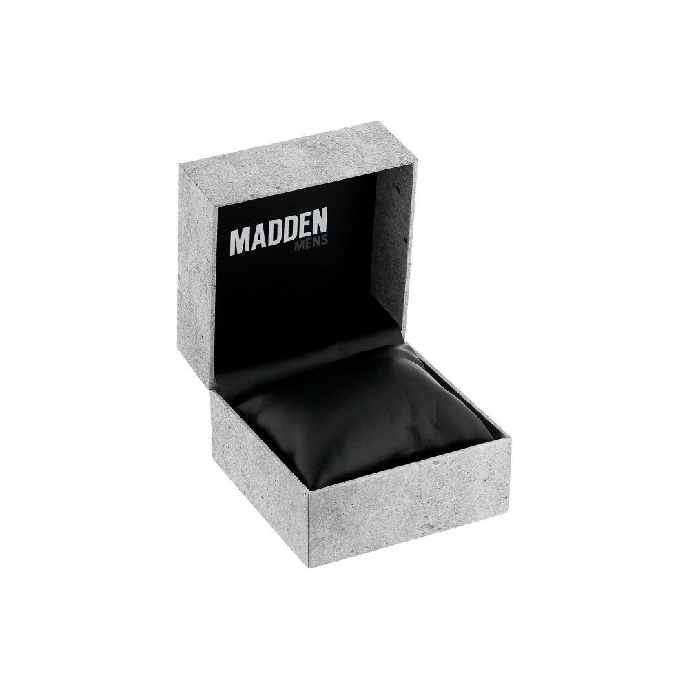 スティーブ マデン メンズ 腕時計【SMMW002】Black 1