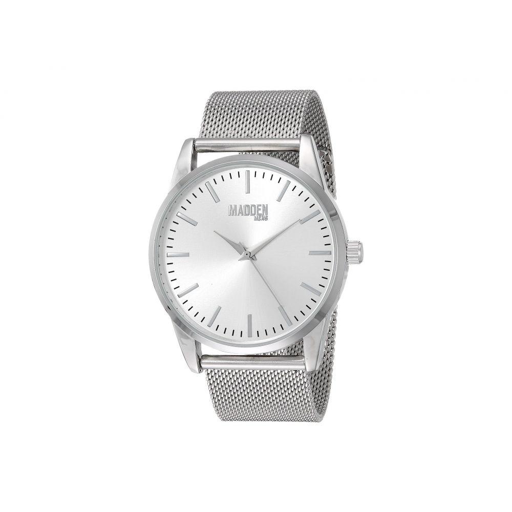 スティーブ マデン メンズ 腕時計【SMMW002】Silver