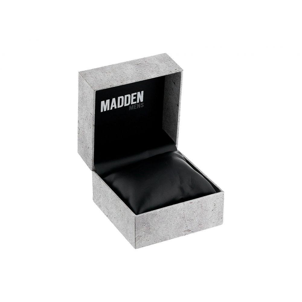 スティーブ マデン メンズ 腕時計【SMMW012】Black/Black