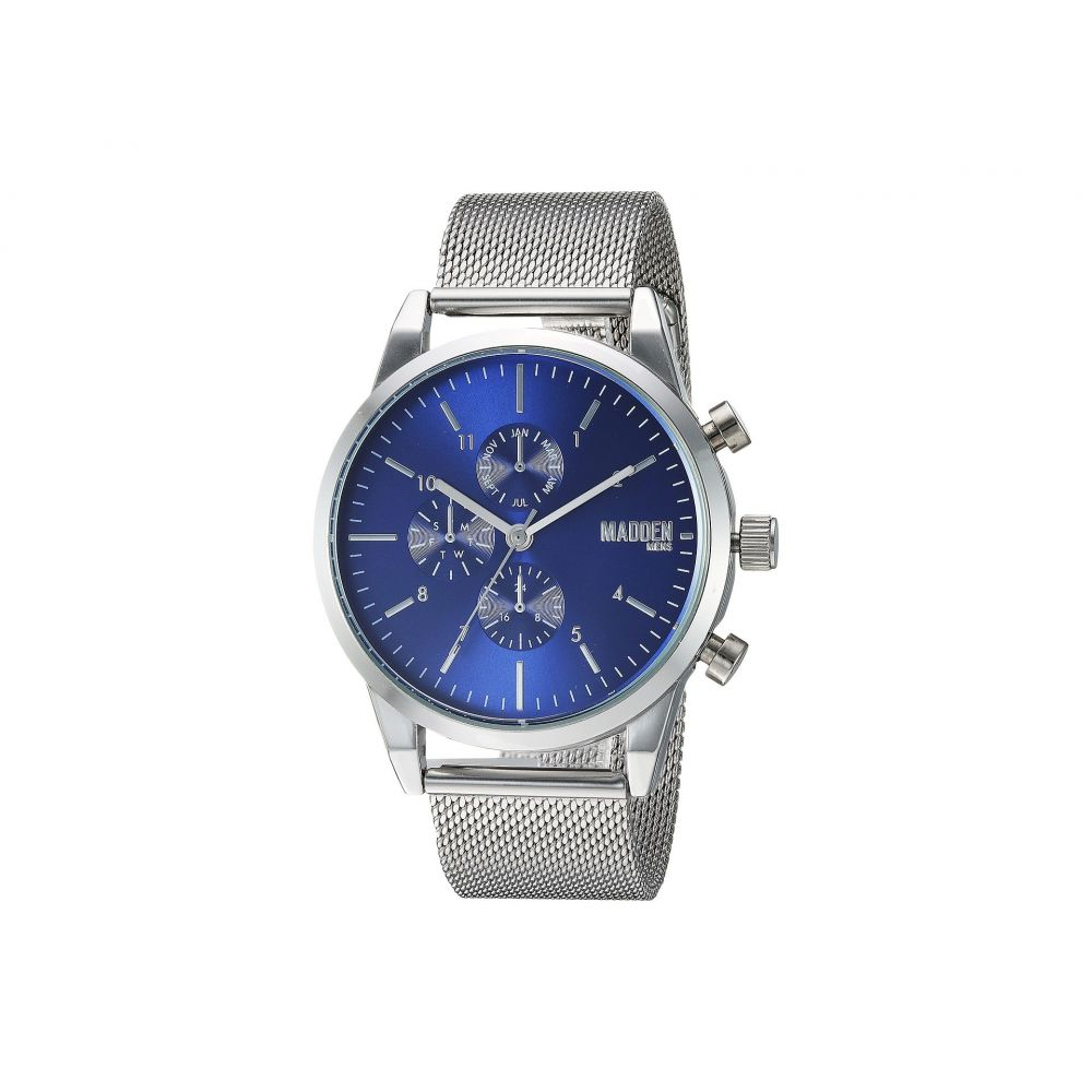 スティーブ マデン メンズ 腕時計【Madden Mens SMMW039】Blue