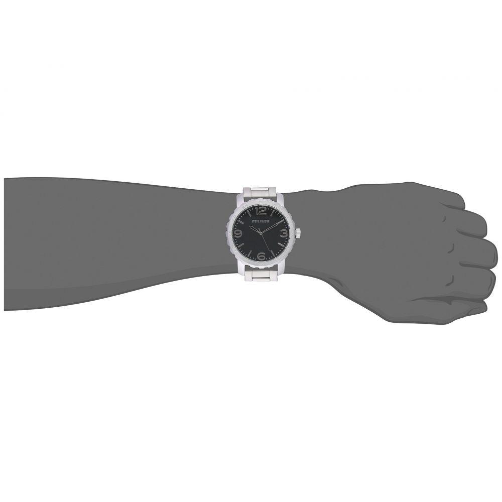 スティーブ マデン メンズ 腕時計【SMW129】Silver