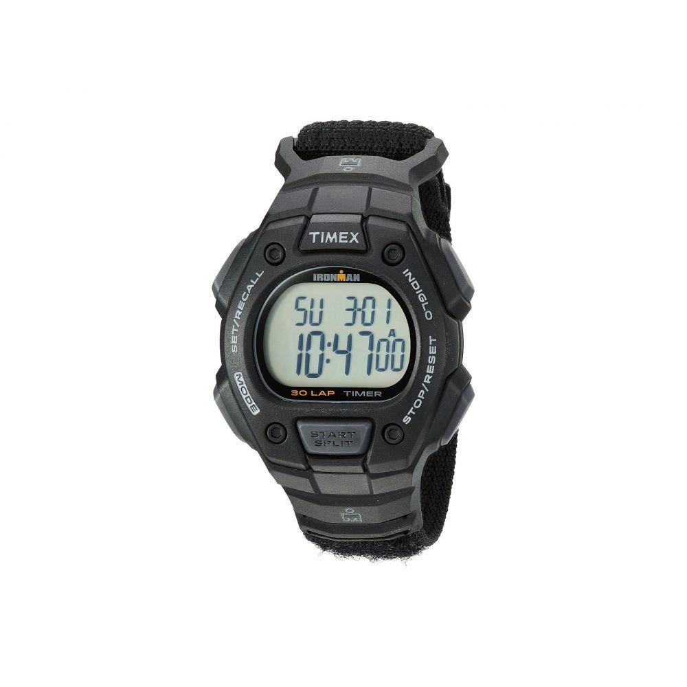 タイメックス メンズ 腕時計【Ironman Classic 30 Full-Size】Black