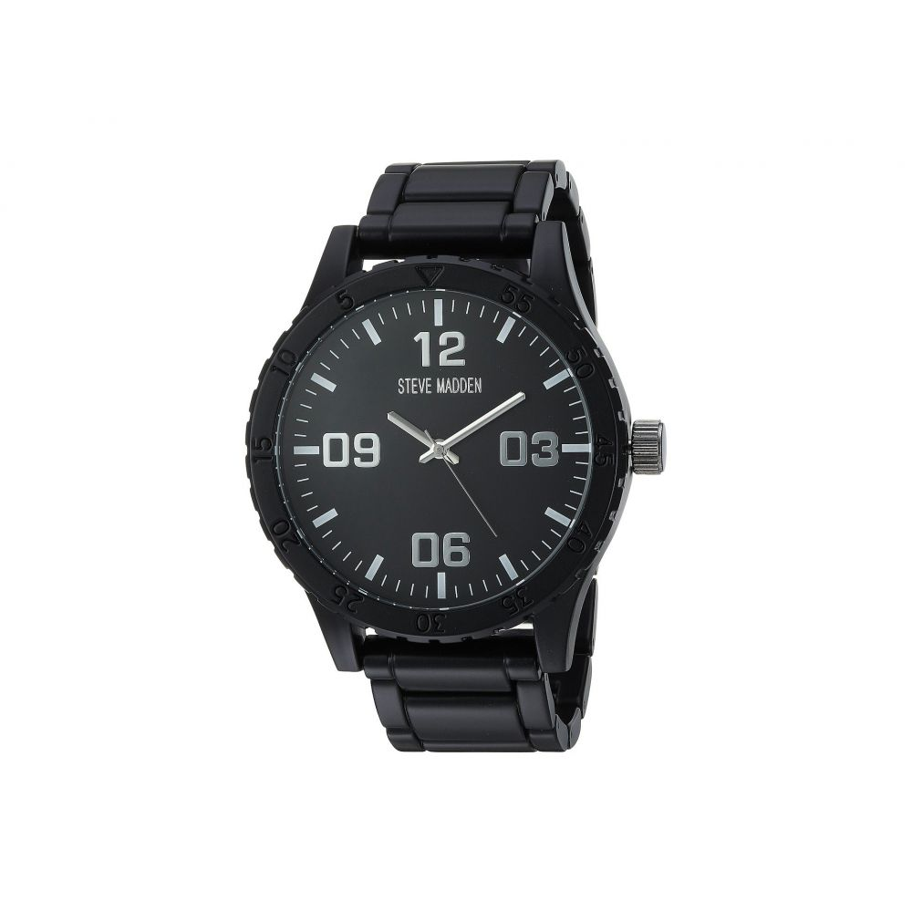 スティーブ マデン メンズ 腕時計【SMW155】Gunmetal