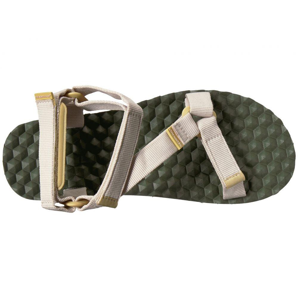 ザ ノースフェイス レディース シューズ・靴 サンダル・ミュール【Base Camp Switchback Sandal】Vintage White/Olivenite Yellow