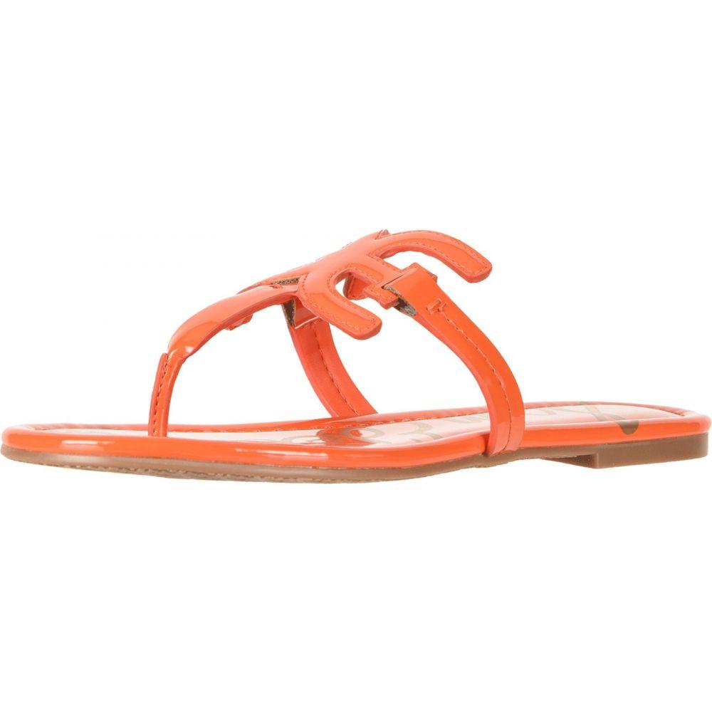 サム エデルマン Sam Edelman レディース シューズ・靴 ビーチサンダル【Carter】Tangelo Patent