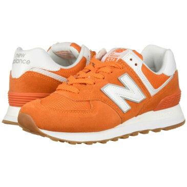 ニューバランス New Balance Classics レディース シューズ・靴 スニーカー【WL574】Varsity Orange