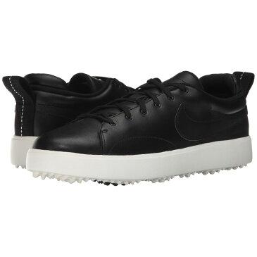 ナイキ Nike Golf メンズ ゴルフ シューズ・靴【Course Classic】Black/Black/Sail