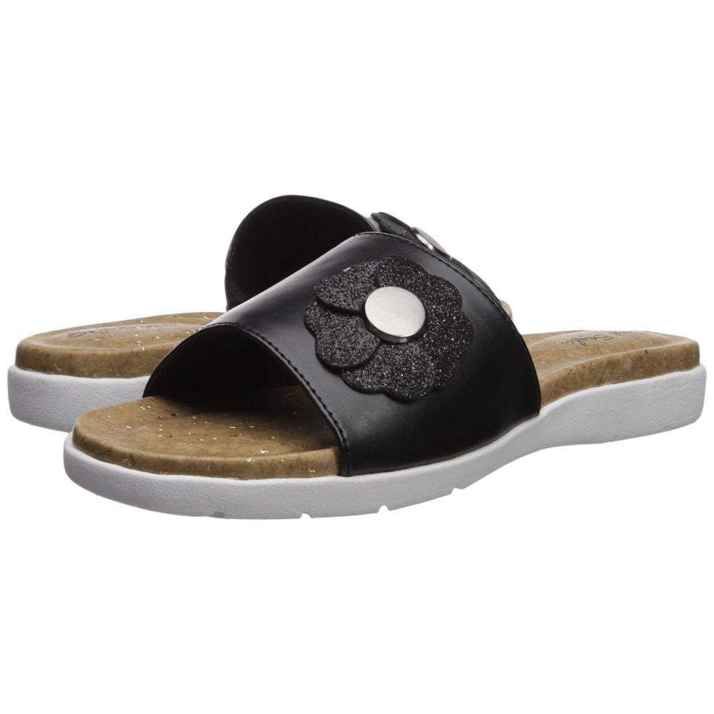ソフトスタイル Soft Style レディース シューズ・靴 サンダル・ミュール【Laurie】Black Vitello