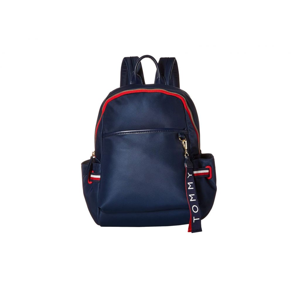 1bc01e0cd76a トミー ヒルフィガー Tommy Hilfiger レディース バッグ バックパック·リュック【Shelly Backpack】Tommy Navy  トミー ヒルフィガー レディース バッグ バックパック· ...