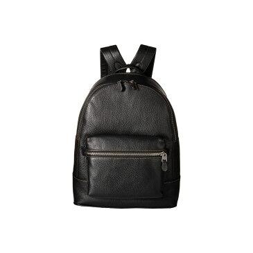 コーチ COACH メンズ バッグ バックパック・リュック【League Backpack in Glovetan Pebble】Black
