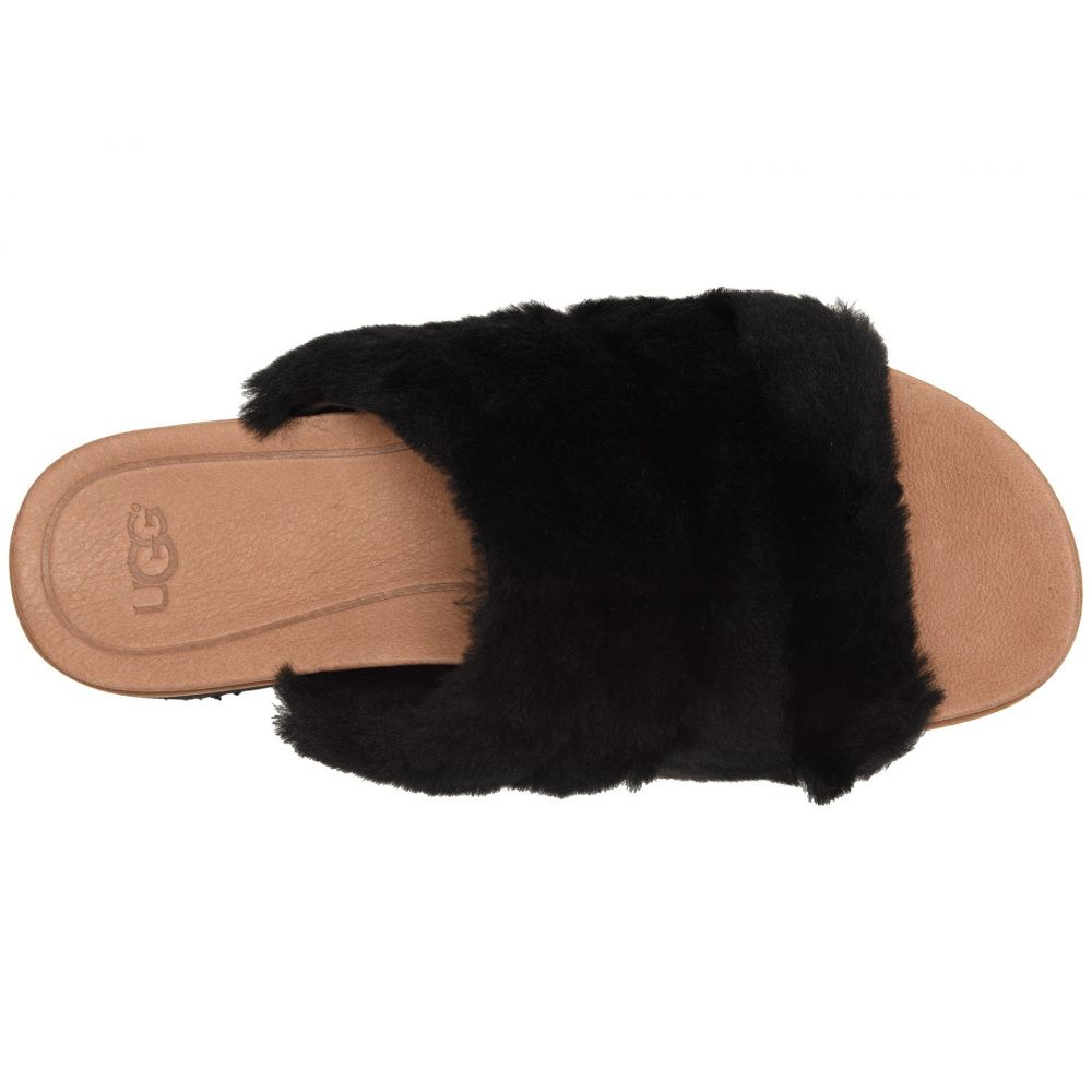 アグ UGG レディース シューズ・靴 サンダル・ミュール【Fluff Yeah Sandal】Black