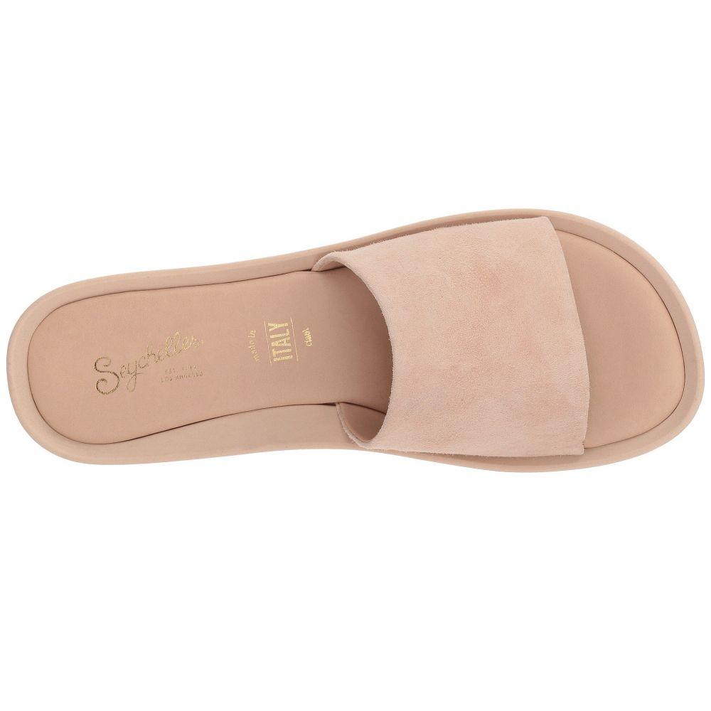 セイシェルズ Seychelles レディース シューズ・靴 サンダル・ミュール【So Zen】Pink Suede