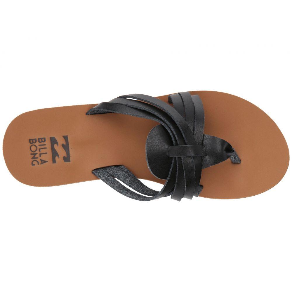 ビラボン Billabong レディース シューズ・靴 ビーチサンダル【Wild n' Free】Black
