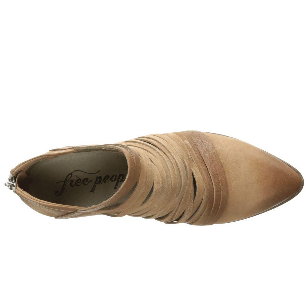 フリーピープル Free People レディース シューズ・靴 ブーツ【Lost Valley Ankle Boot】Tan