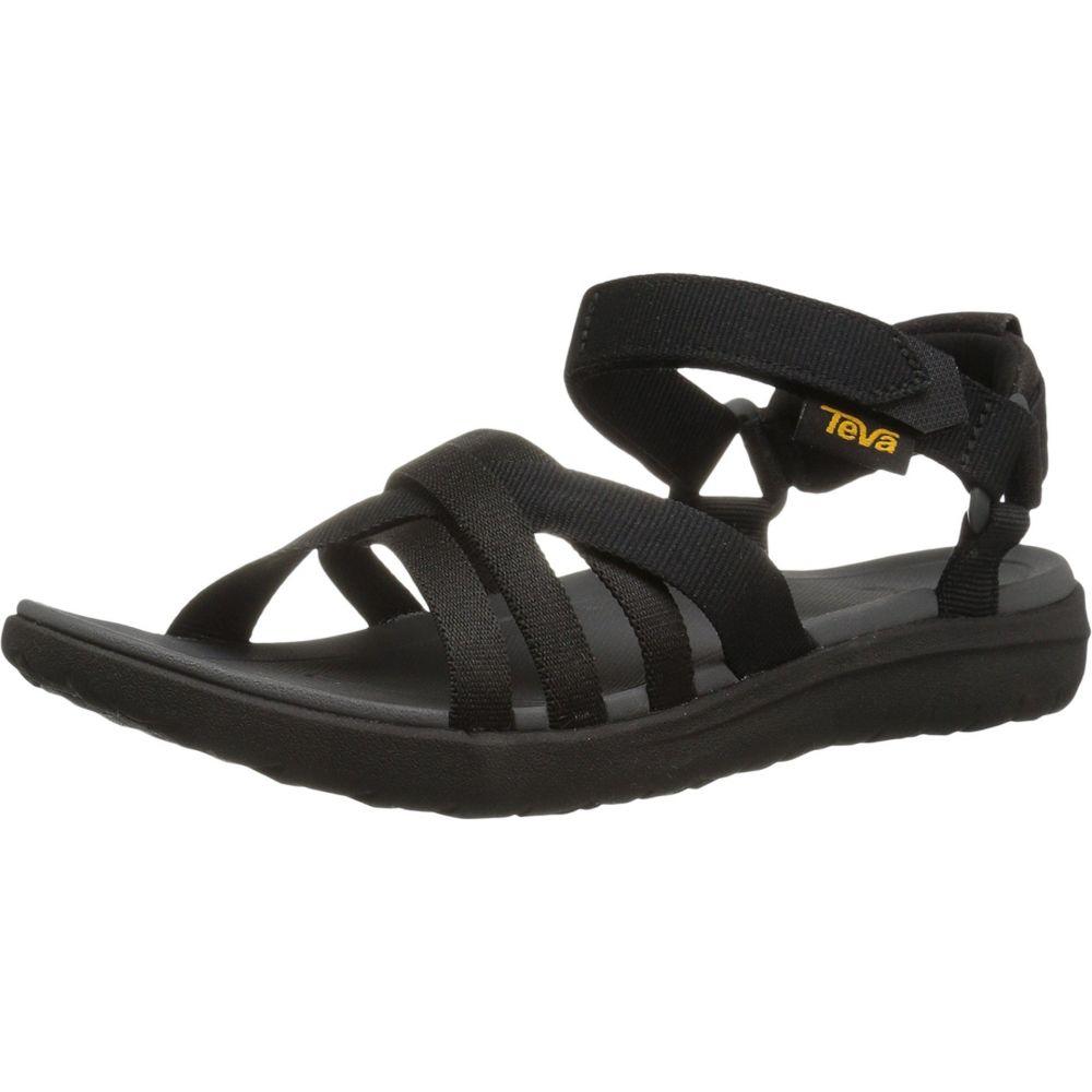 テバ Teva レディース シューズ・靴 サンダル・ミュール【Sanborn Sandal】Black