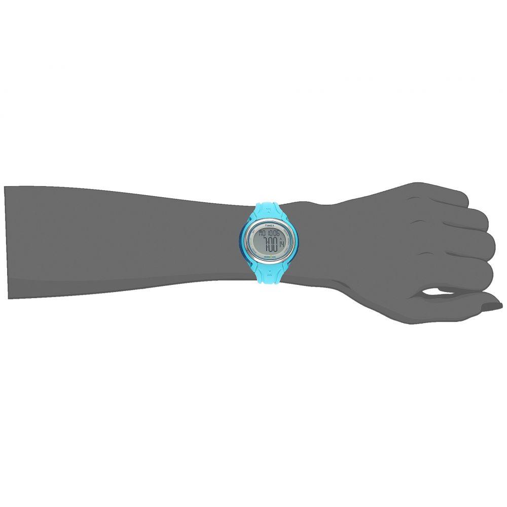 タイメックス Timex レディース 腕時計【Ironman Sleek 50 Mid-Size】Blue 1