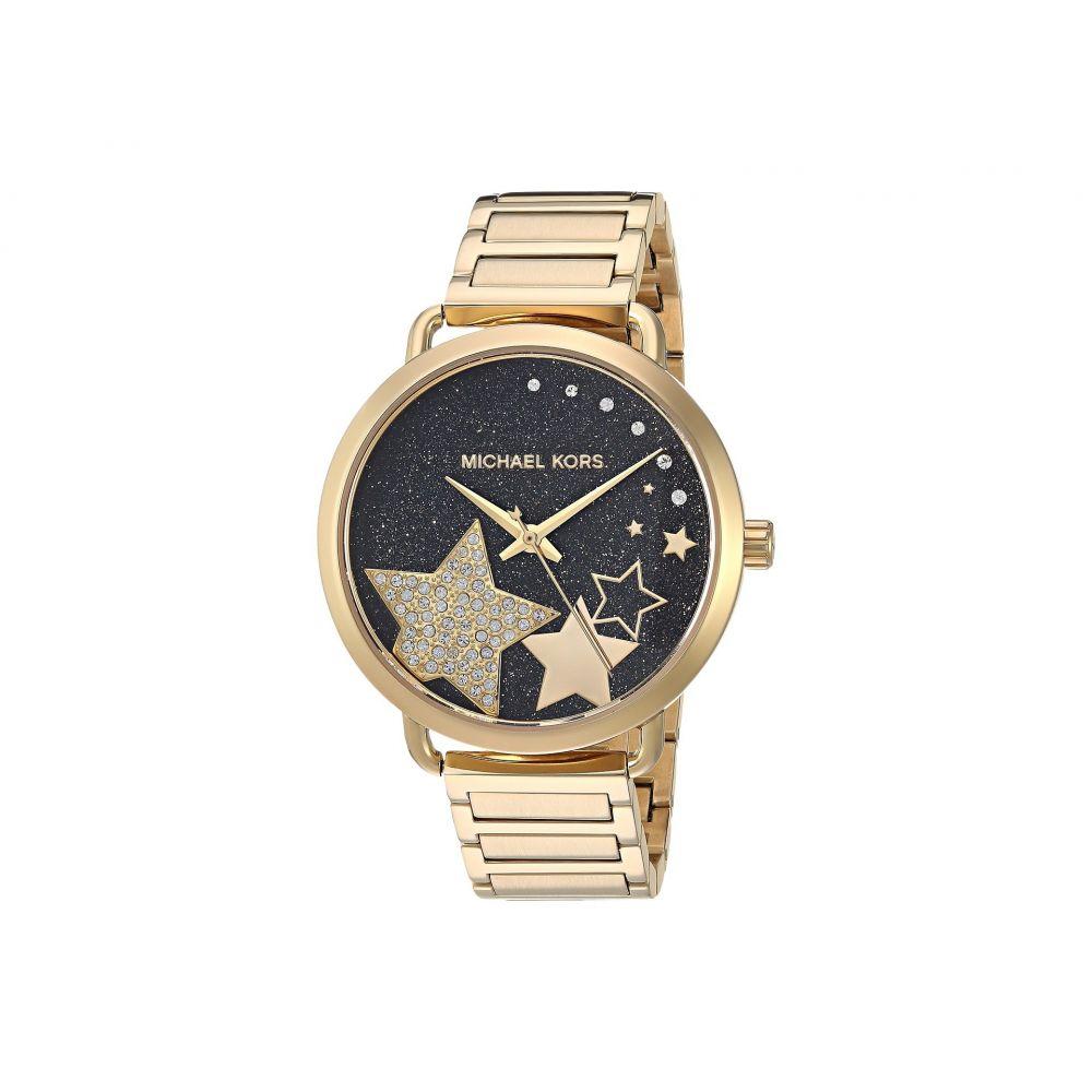 マイケル コース Michael Kors レディース 腕時計【MK3794 - Portia】Gold