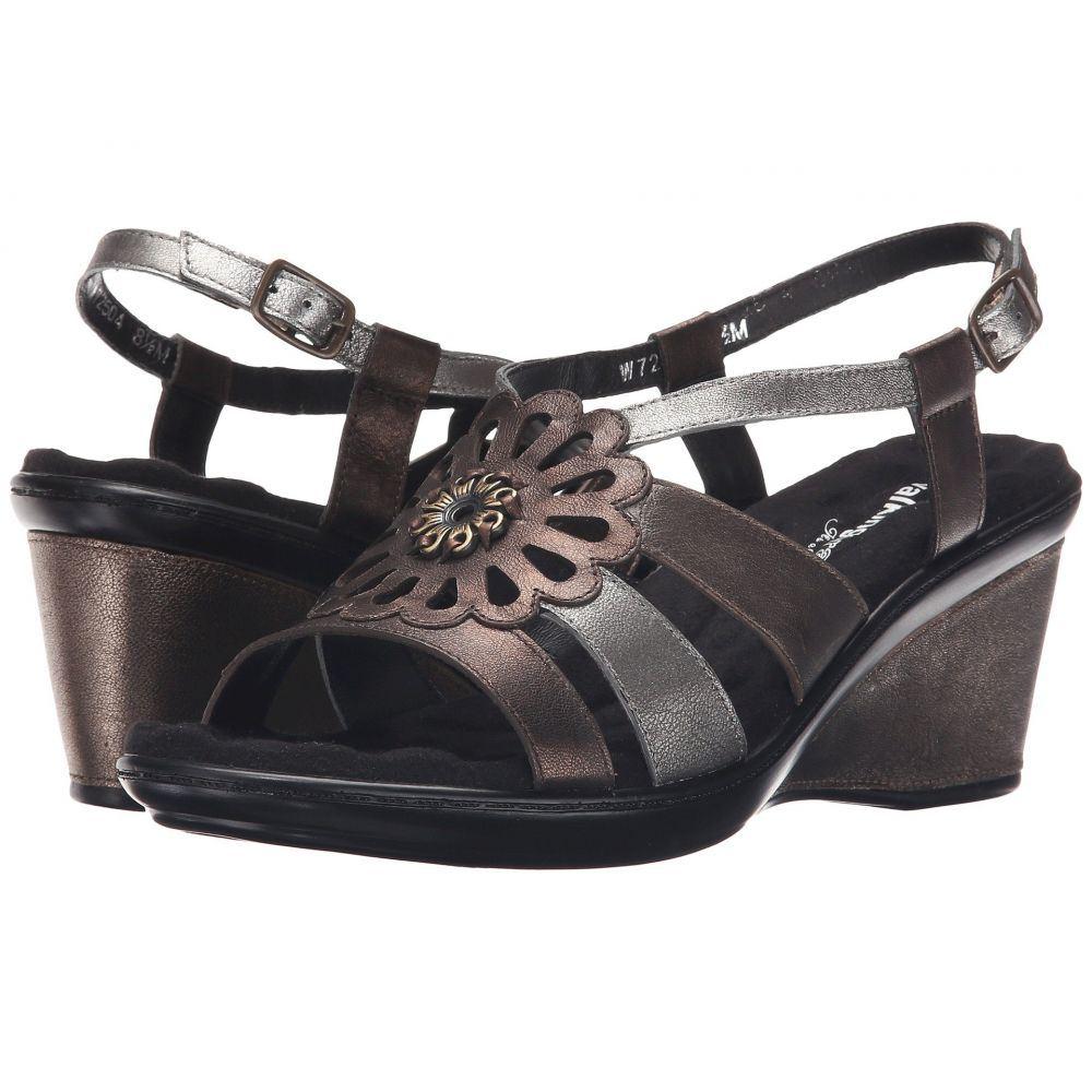 ウォーキング クレードル Walking Cradles レディース シューズ・靴 サンダル・ミュール【Lindsey】Metallic Multi