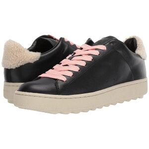 ff34b46efb58 コーチ COACH レディース シューズ・靴 スニーカー【Low Top Sneaker】Black □レディース参考 ...