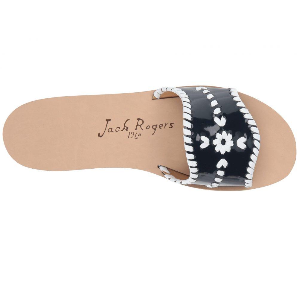 ジャックロジャース Jack Rogers レディース シューズ・靴 サンダル・ミュール【Sanibel】Midnight/White
