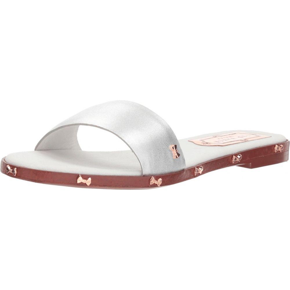 テッドベーカー Ted Baker レディース シューズ・靴 サンダル・ミュール【Kytti】Silver Leather