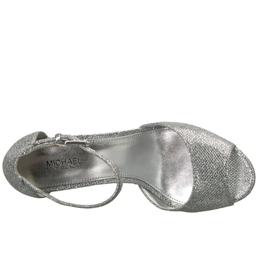 マイケル コース MICHAEL Michael Kors レディース シューズ・靴 サンダル・ミュール【Paloma Platform】Silver