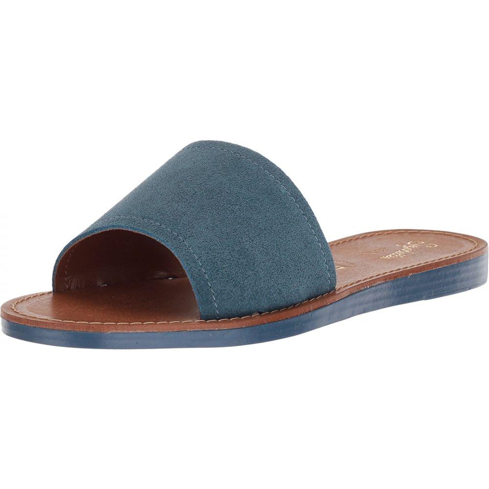 セイシェルズ Seychelles レディース シューズ・靴 サンダル・ミュール【Leisure】Blue Suede