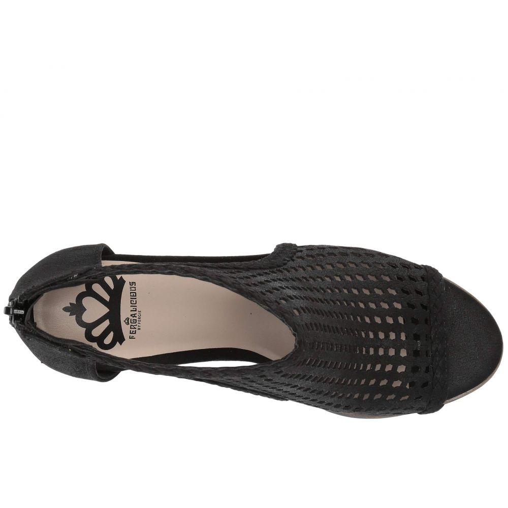 ファーガリシャス ファーギー Fergalicious レディース シューズ・靴 サンダル・ミュール【Hilite】Black