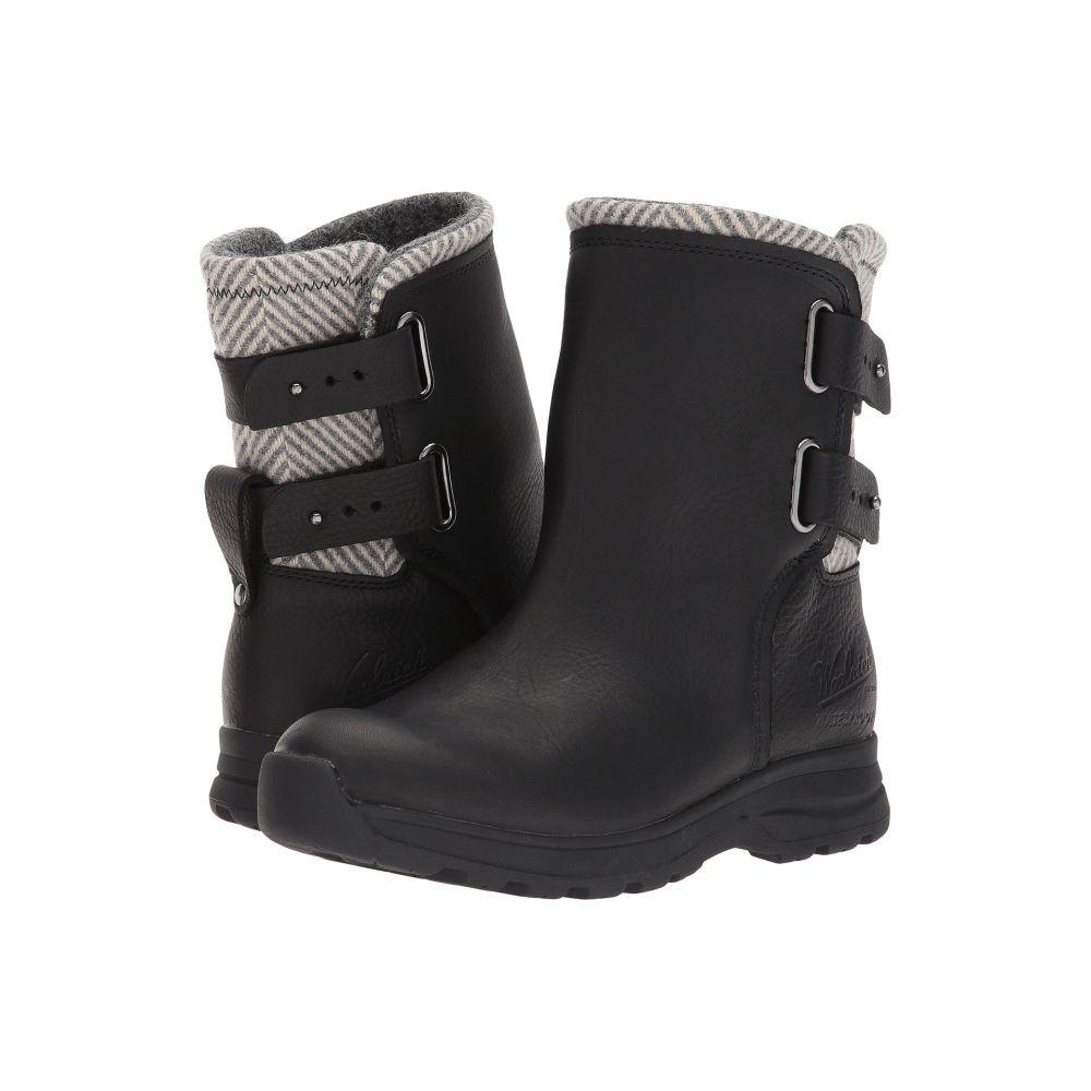 ウールリッチ Woolrich レディース シューズ・靴 ブーツ【Koosa】Black/Herringbone