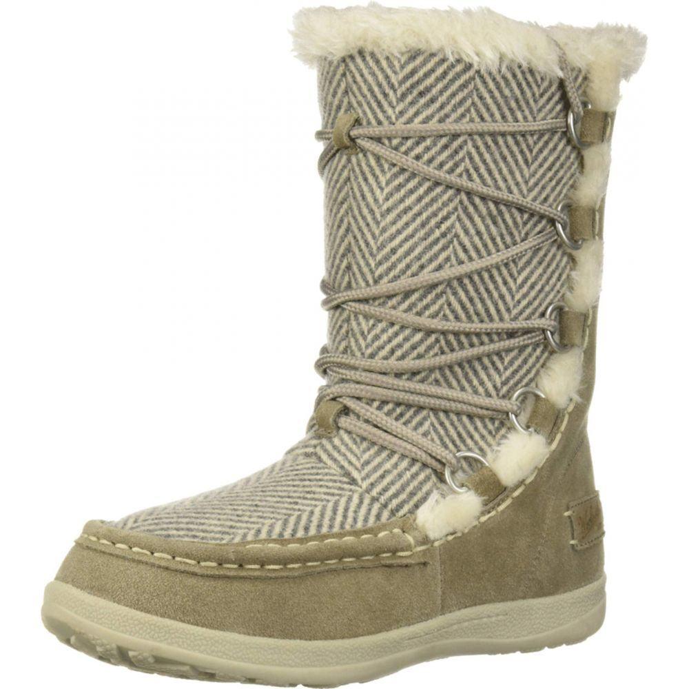 ウールリッチ Woolrich レディース シューズ・靴 ブーツ【Aspen Creek】Steel/Herringbone