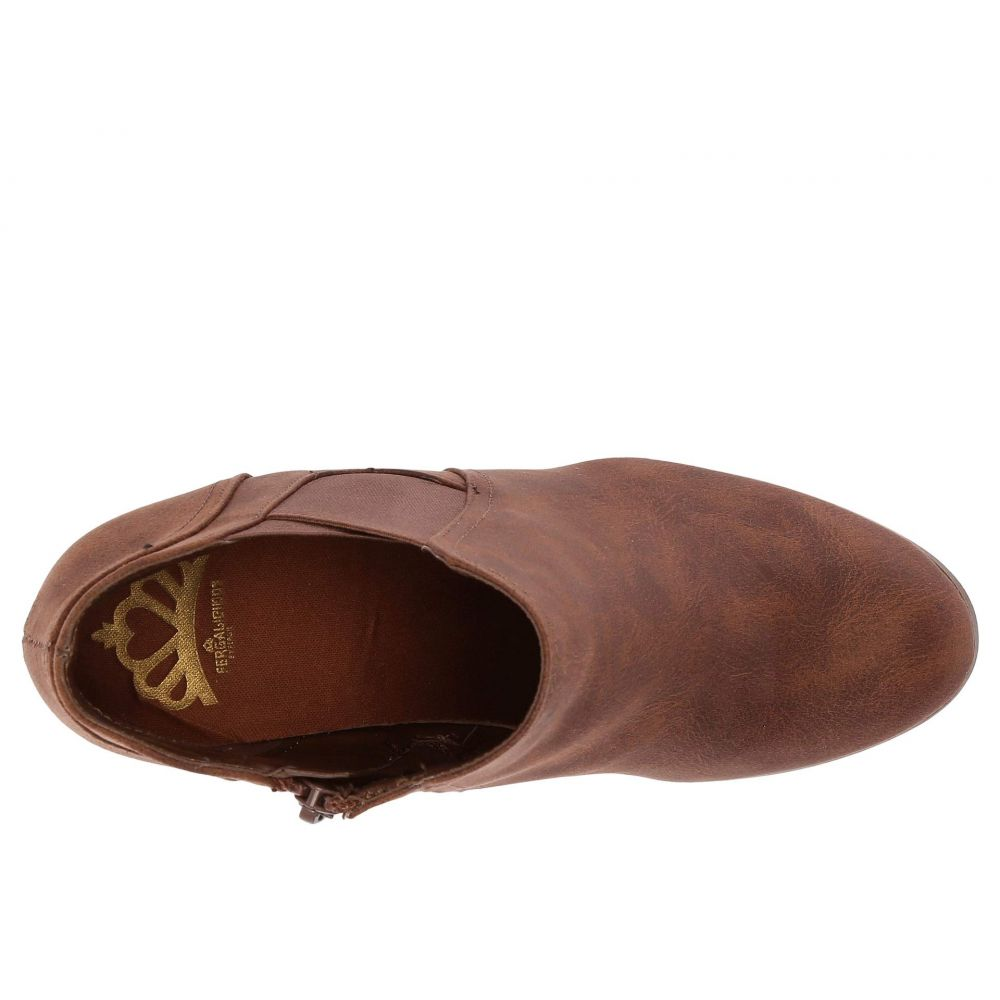 ファーガリシャス ファーギー Fergalicious レディース シューズ・靴 ブーツ【Passport】Cognac