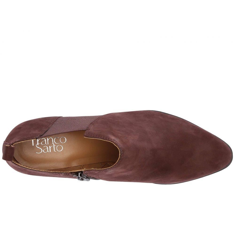 フランコサルト Franco Sarto レディース シューズ・靴 ブーツ【Arden】Hickory Satin Nubuck Leather