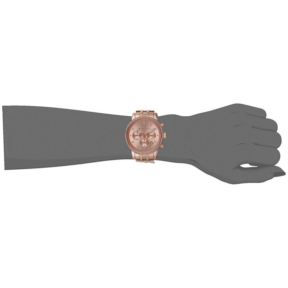 マイケル コース Michael Kors レディース 腕時計【MK6343 - Ritz】Rose/Rose Gold