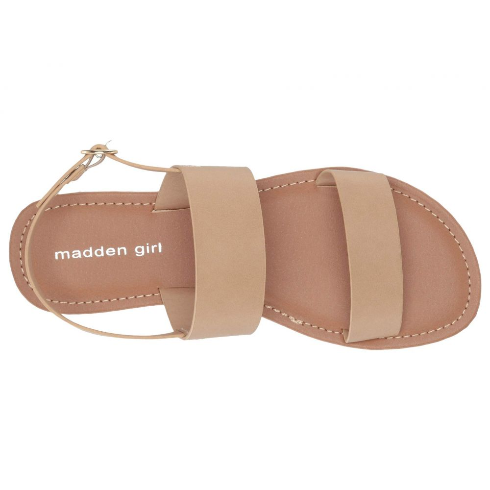 マッデン ガール Madden Girl レディース シューズ・靴 サンダル・ミュール【Aliviia】Taupe Paris