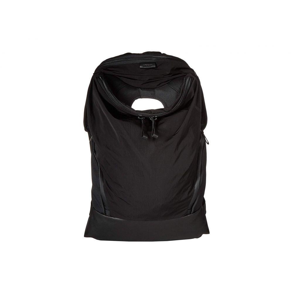 コート エ シエル cote&ciel メンズ バッグ バックパック・リュック【Timsah】Black