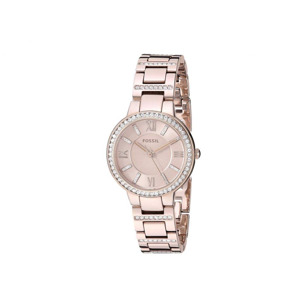 フォッシル Fossil レディース 腕時計【Virginia - ES4482】Pink