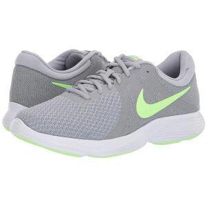 ナイキ Nike メンズ ランニング・ウォーキング シューズ・靴【Revolution 4】Wolf Grey/Lime Blast/Cool Grey/White