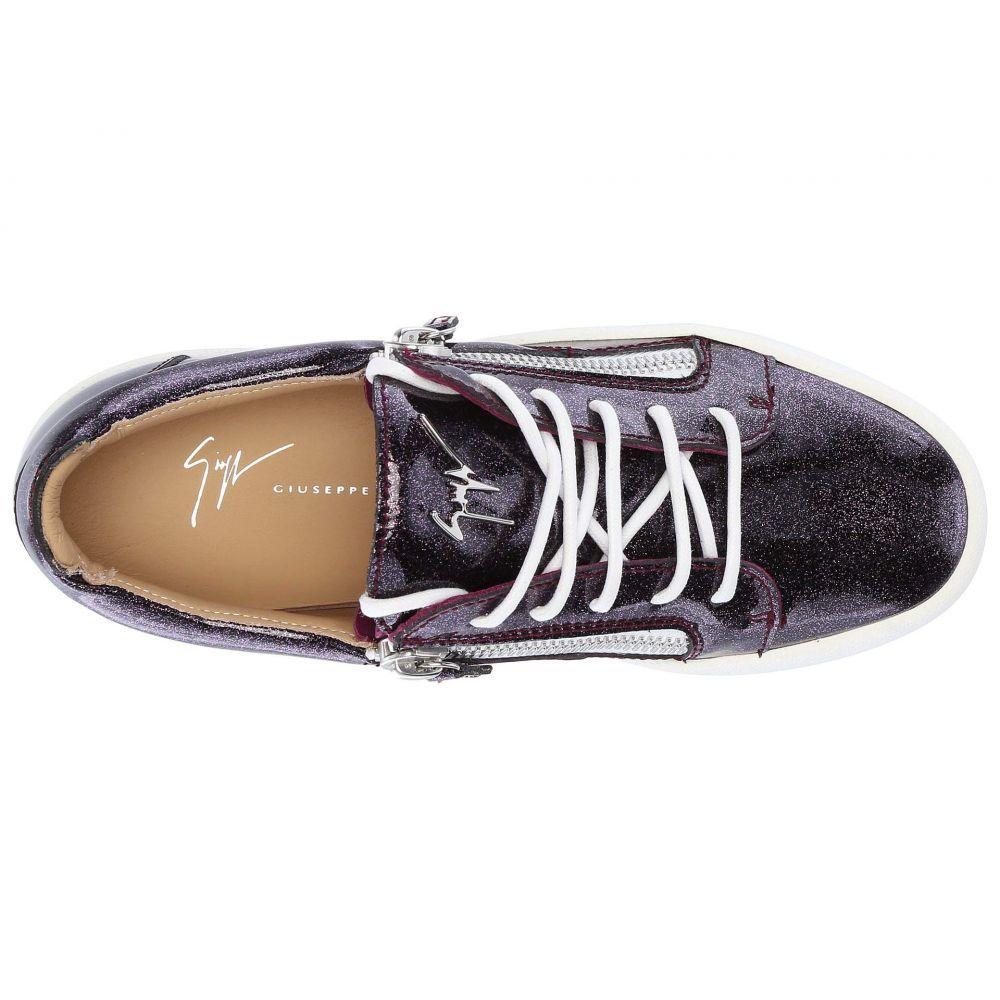 ジュゼッペ ザノッティ Giuseppe Zanotti レディース シューズ・靴 スニーカー【G-Heel Ankle Boot】Barlume Violet