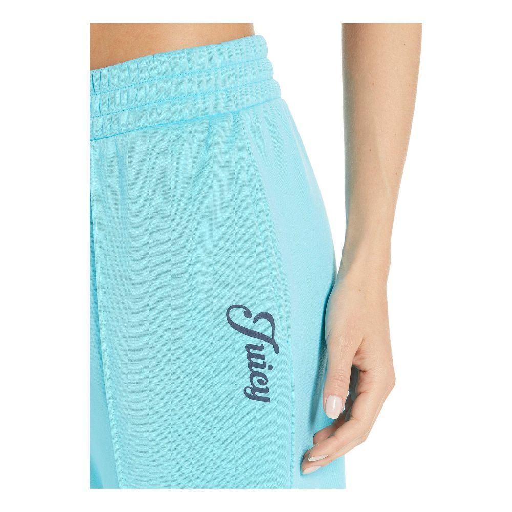 ジューシークチュール Juicy Couture レディース ボトムス・パンツ スウェット・ジャージ【Solid Tricot Track Pants】Jammer Blue