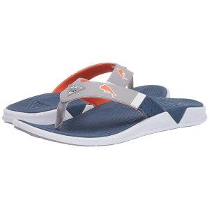 コロンビア Columbia メンズ シューズ・靴 ビーチサンダル【Rostra PFG】Carbon/Tangy Orange