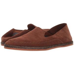 アクアタリア Aquatalia メンズ ローファー シューズ・靴【nick】Brown Suede