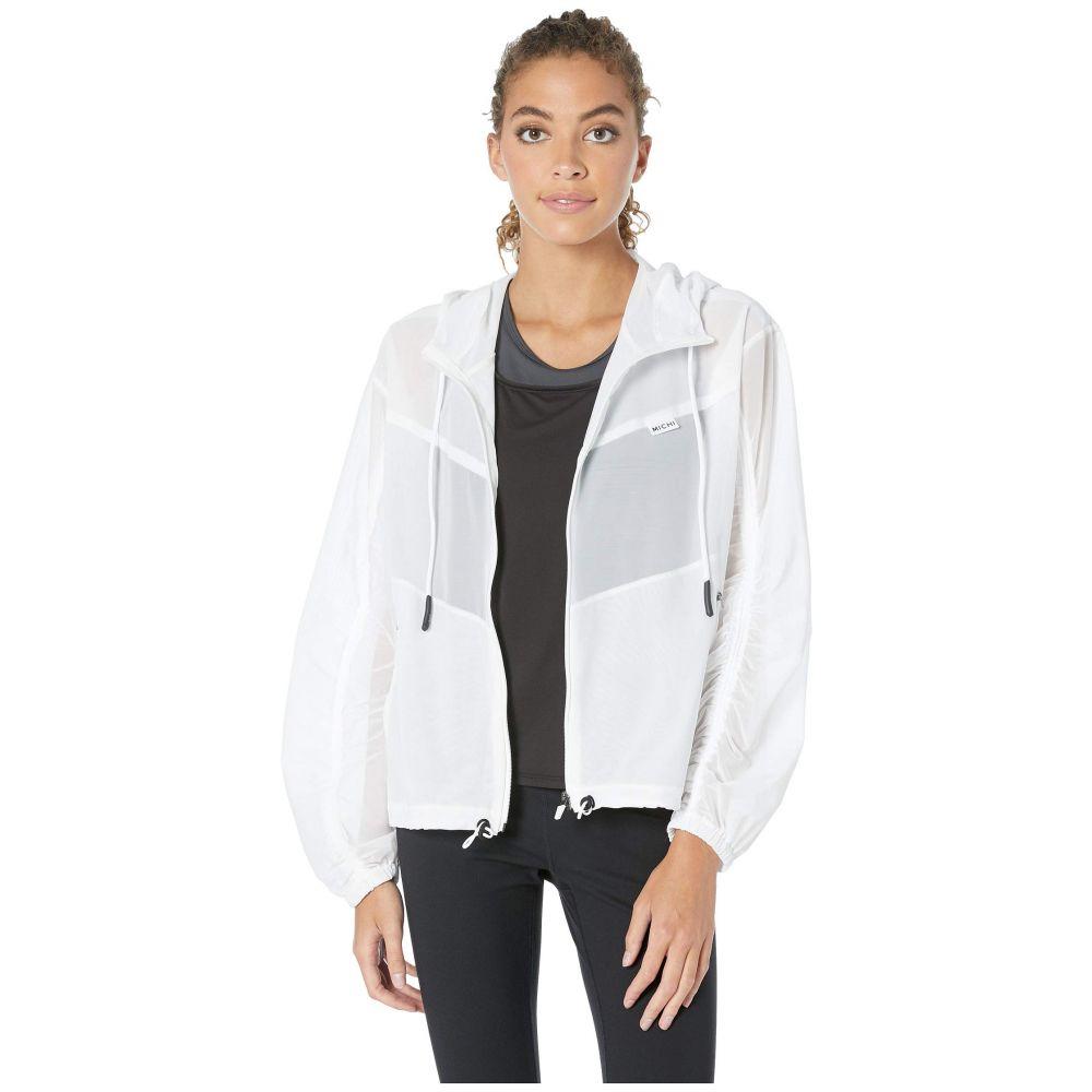 レディースファッション, コート・ジャケット  MICHI indy jacketWhite