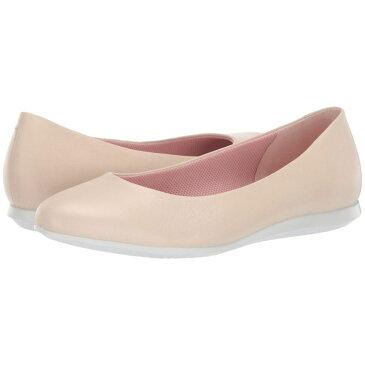 エコー ECCO レディース スリッポン・フラット シューズ・靴【Touch Ballerina 2.0】Vanilla Cow Leather
