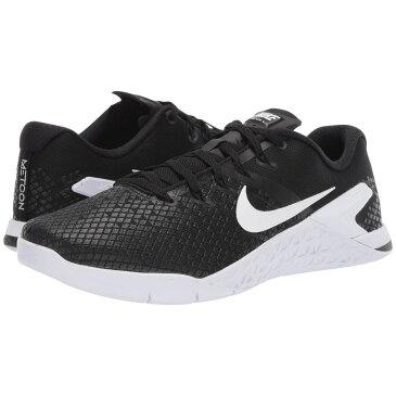 ナイキ Nike メンズ スニーカー シューズ・靴【Metcon 4 XD】Black/White