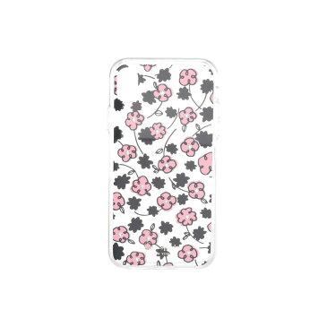 ケイト スペード Kate Spade New York レディース iPhone (X)ケース 【Jeweled Floradoodle Clear Phone Case For iPhone XR】Clear Multi
