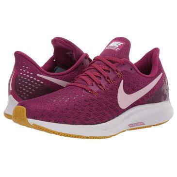 ナイキ Nike レディース ランニング・ウォーキング エアズーム シューズ・靴【Air Zoom Pegasus 35】True Berry/Plum Chalk/Vast Grey